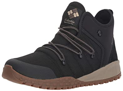 d789014967af Columbia Men's Fairbanks 503 Fashion Boot, Black, mud, 7 Regular US
