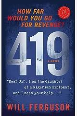 419 Kindle Edition