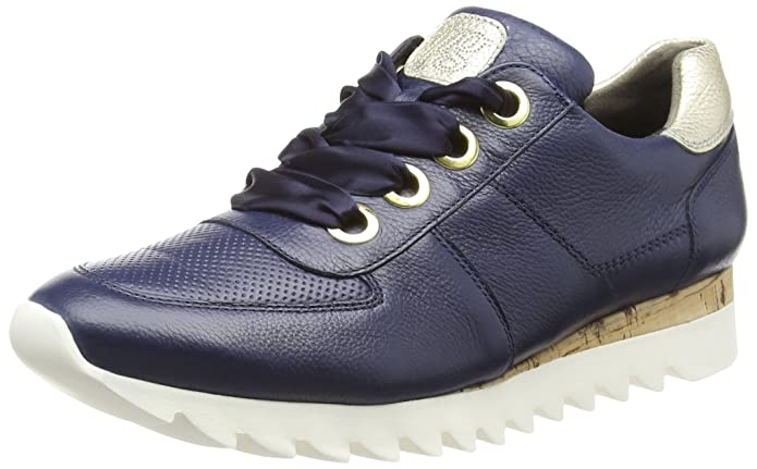 Womens Mastercalf/Cervo M Space/Oro Trainers Paul Green