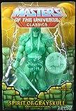 Masters of the Universe Classics Spirit of Grayskull