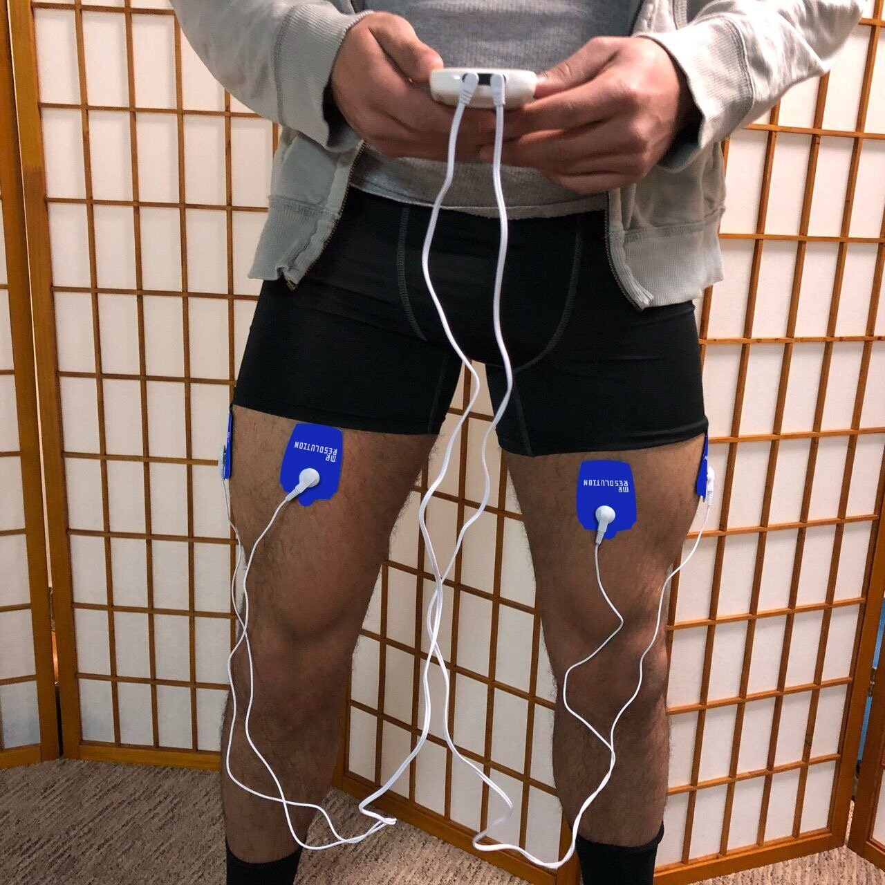 MR Resolution Electro-Therapy Unit