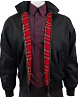 Original Warrior Clothing Harrington MOD Jacket BLACK