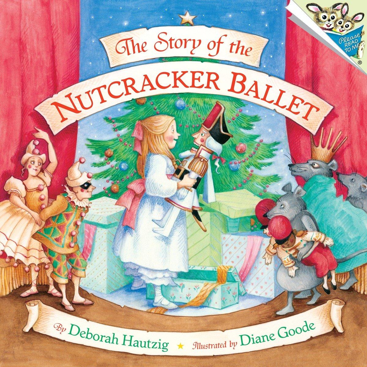 Uncategorized Christmas Stories Read Online the story of nutcracker ballet picturebackr deborah hautzig diane goode 9780394881782 amazon com books