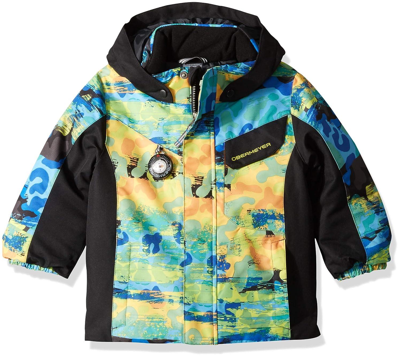 Obermeyer Kids Baby Boys Galactic Jacket Toddler//Little Kids//Big Kids