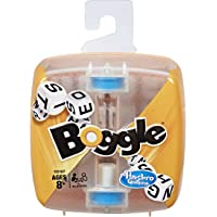 Hasbro Gaming Boggle Classic for Kids Aged 8 and Up