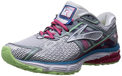 387b2ebd088 BROOKS Ravenna 6 W Womens Running Shoes Ravenna 6 W White Raspberry Paradise  Green