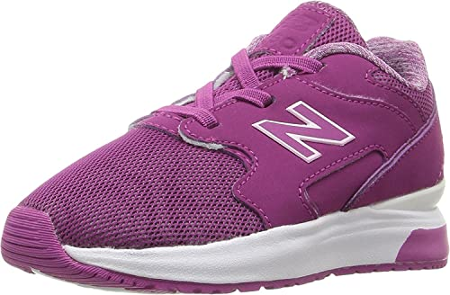 New Balance Kids Baby Girl s K1550 (Infant Toddler) Jewel Athletic Shoe f0a660f07