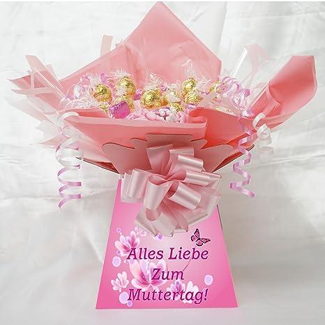 Alles Liebe Zum Muttertag - Personalisierte Weiser Schokolade Lindor ...