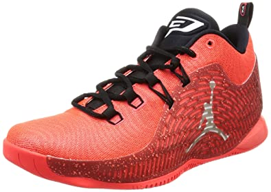 aaf2b3d4ec7 Amazon.com | Jordan Mens CP3.X Black Bright Mango Size 12 | Shoes