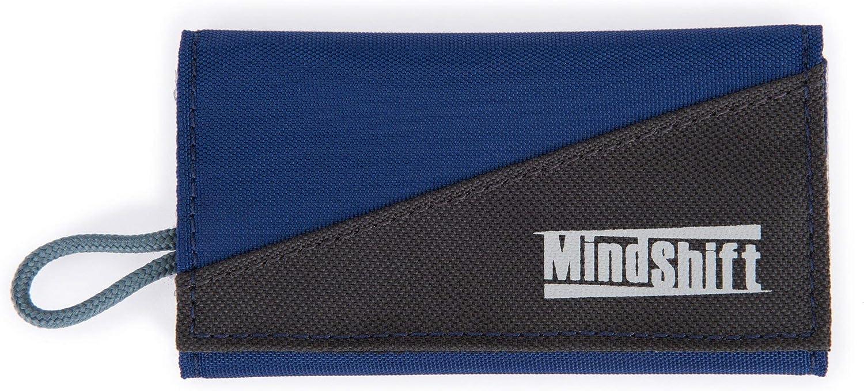 MindShift Gear Card-Again SD Memory Card Wallet Twilight Blue