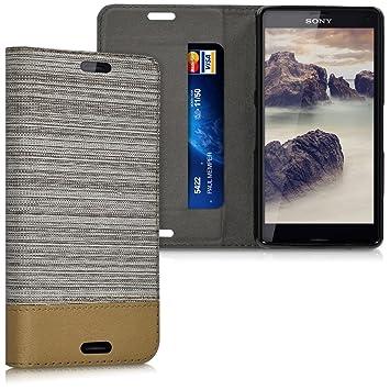 3af050e7cf8 kwmobile Funda para Sony Xperia Z3 Compact: Amazon.es: Electrónica