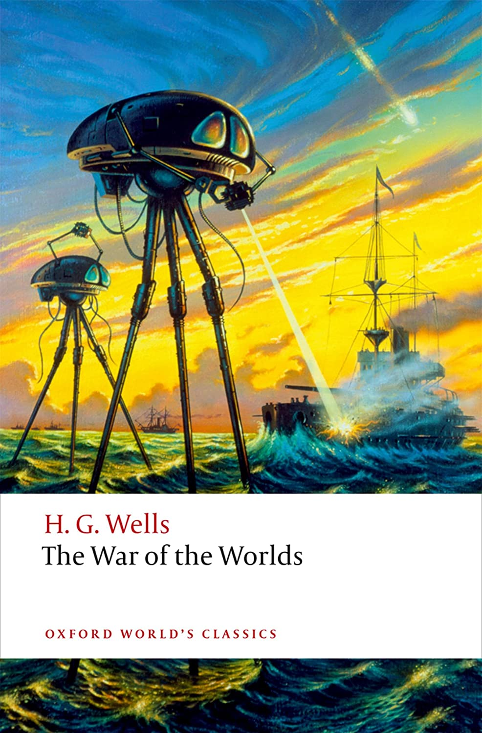 The War of the Worlds (Oxford Worlds Classics) (English Edition ...