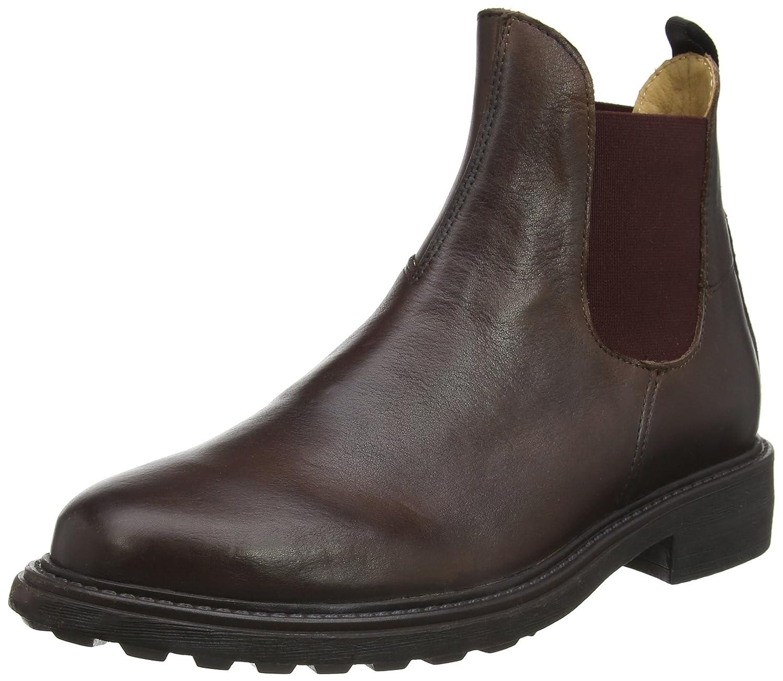 Hudson London Herren Caslon Chelsea Boots Braun (Brown)