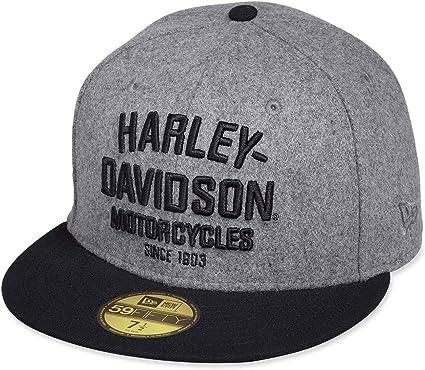 HARLEY-DAVIDSON® - Gorra de béisbol - para Hombre Gris Small ...