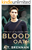 Blood Oath (Legacy of the Assassins Book 1)