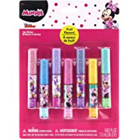 Townley Girl Minnie Mouse Kids Washable Party Favor Lip Gloss