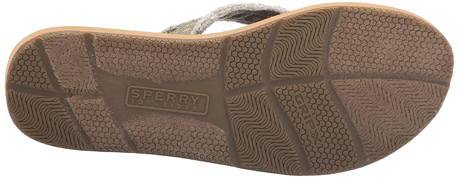 Sperry Top-Sider US Damens's Topsail Mast Fisherman Sandale, Taupe, 6 M US Top-Sider - 2db186