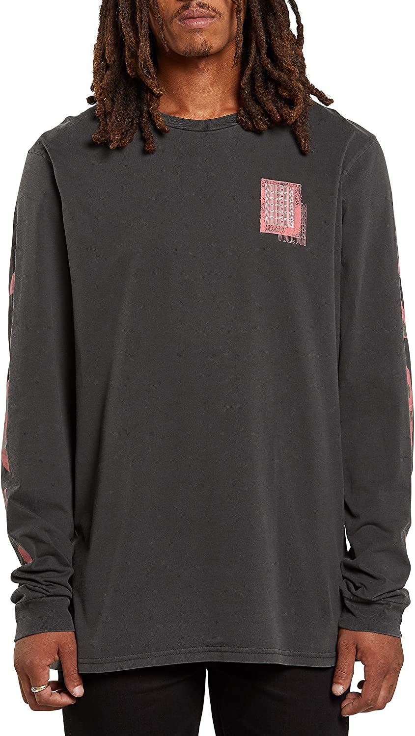 Volcom Mens Concussion Long Sleeve Tee