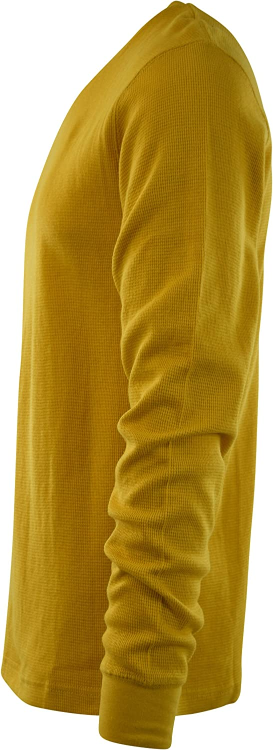 Many Colors ChoiceApparel Mens Long Sleeve Thermal Waffle Pattern Crew Neck Shirts