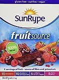 SunRype Fruitsource 100% Fruit Bars 30x37g