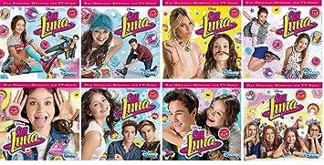 Soy Luna Das Original Hörspiel Zur Tv Serie Disney Channel Cd
