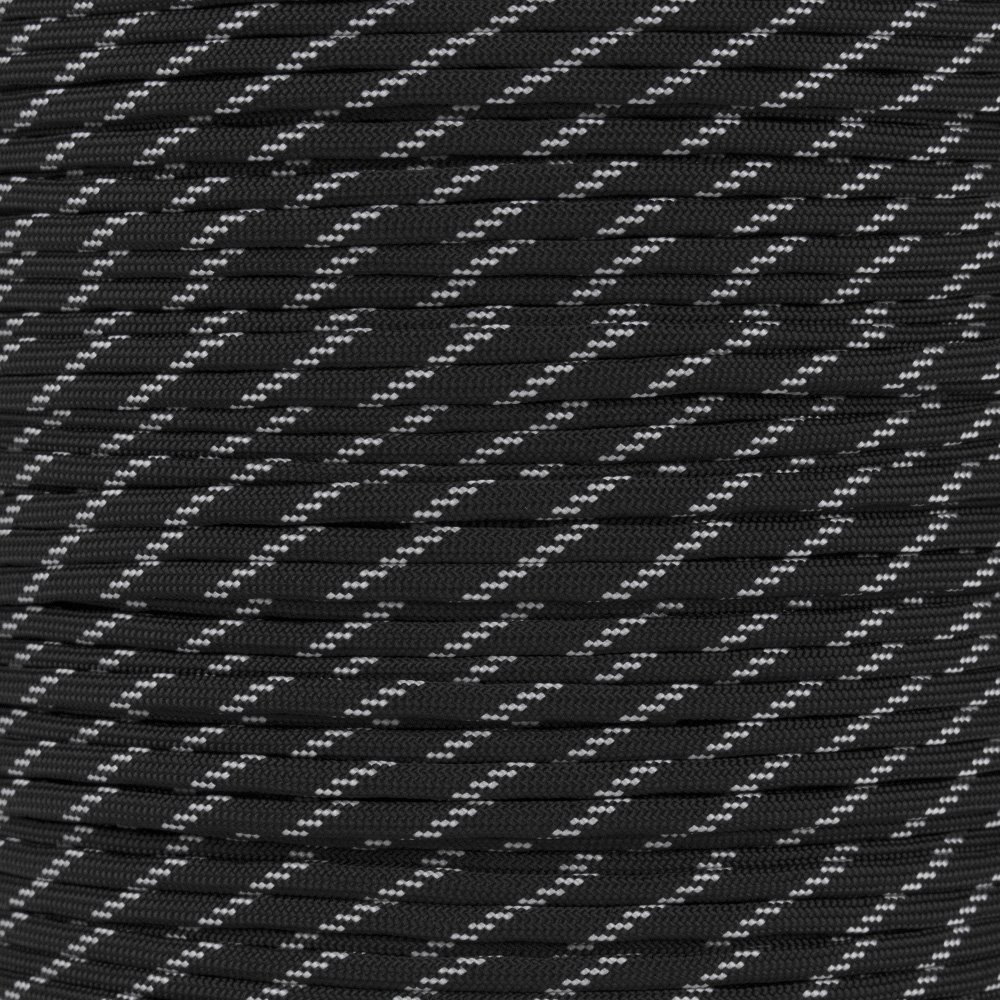 and 100 Foot Lengths That is Made in the USA 25 PARACORD PLANET Glow In The Dark Paracord Made of 100/% Nylon With 7 Inner-core Strands Available In 10 ParacordPlanet 50