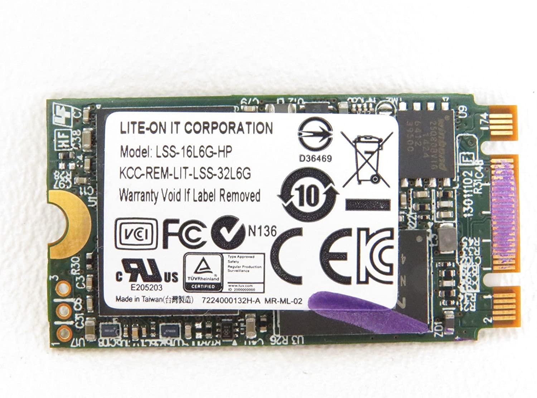 HP 735314-001 - HP CHROMEBOOK 16GB SSD DRIVE