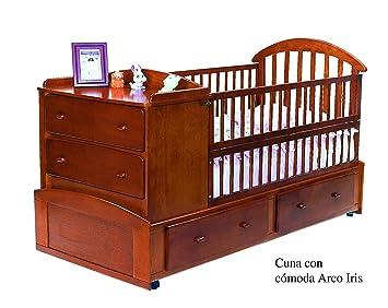 Medidas de cama individual good cama cuna transformer for Cuna con cambiador