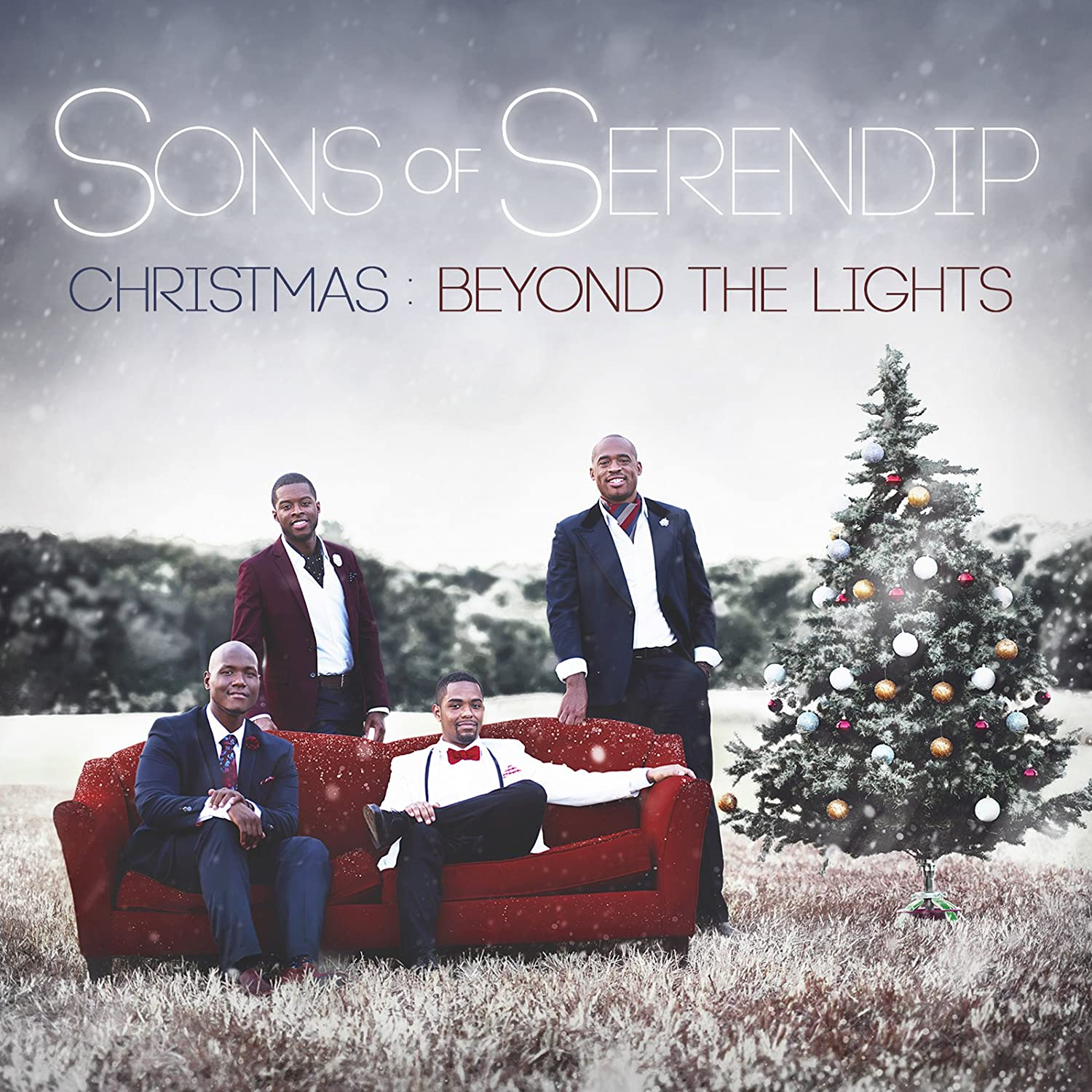 Sons Of Serendip - Christmas: Beyond The Lights - Amazon.com Music