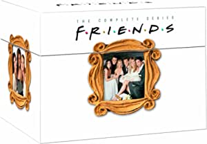 Friends [41DVD] [Region 2] (English audio. English subtitles)