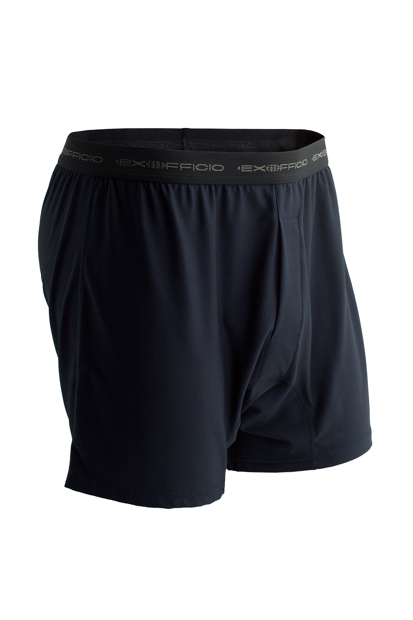 ExOfficio Men's Give-N-Go Boxer Travel Underwear, Maritime, Medium