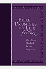 Bible Promises for Life for Women: The Ultimate Handbook for Your Every Need Imitation Leather
