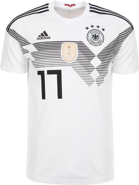 adidas Herren DFB Heim Trikot Kimmich Wm 2018 Fußballtrikot