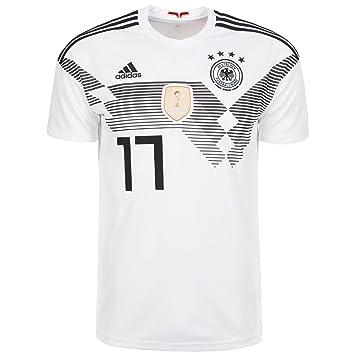 Adidas DFB doméstica de Camiseta kimmich WM 2018 Camiseta de fútbol, Hombre, BR7843_1_Kimmich,