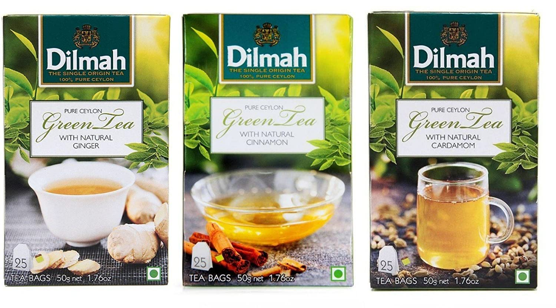 Dilmah green tea with cardamom 50g amazon grocery gourmet foods izmirmasajfo