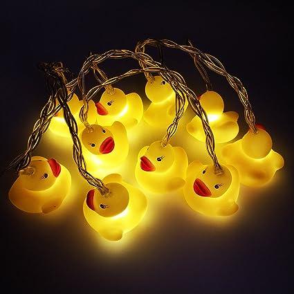 Amazon.com : 10 LED Children\'s Room LED String Lights for Holiday ...