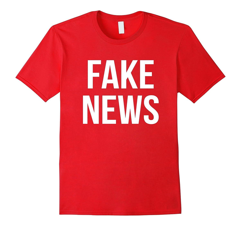Fake News T-shirt-ANZ