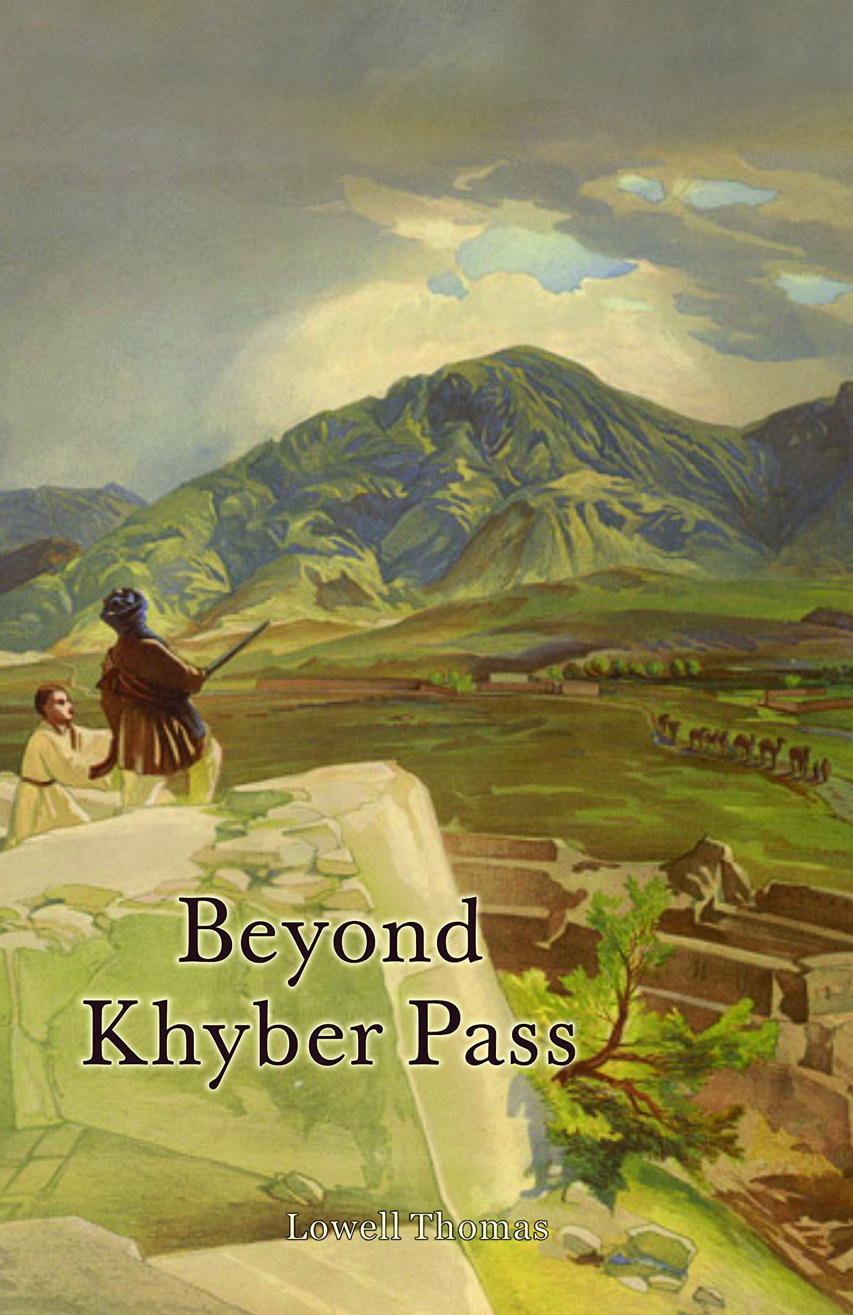 BEYOND KHYBER PASS pdf