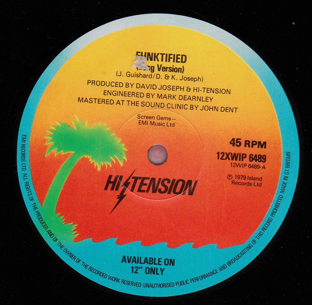 Funktified/Latin Inspiration (12''/45 rpm)