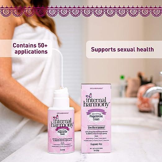 Bioentopic progesterone cream sex drive