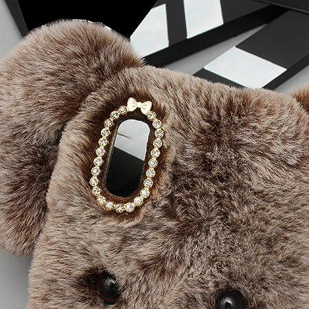 Amazon.com: Huawei Honor4A/Y6 2015 Art Case, Handmade Fluffy ...