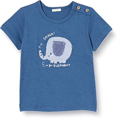 United Colors of Benetton Baby-Jungen T-Shirt Pullunder