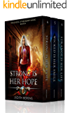 The School of Necessary Magic Boxed Set Two (Books 4-6): (Strong Is Her Hope, Wicked Is Her Smile, Strange Is Her Life) (The School of Necessary Magic Boxed Sets Book 2)