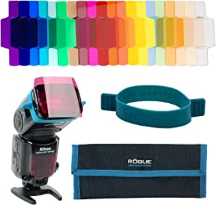 ExpoImaging ROGUEGELS-U Rogue Photographic Design Rogue Gels Universal Lighting Filter Kit