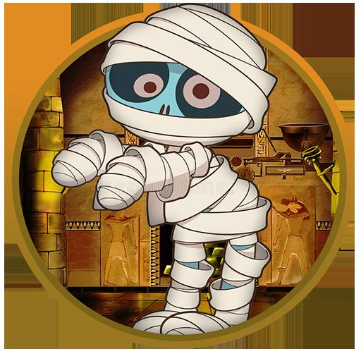 Scary Mummy Skate run : halloween adventure