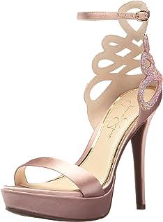 d8babc87239 Jessica Simpson Women s Bonilynn Heeled Sandal  Buy Online at Low ...