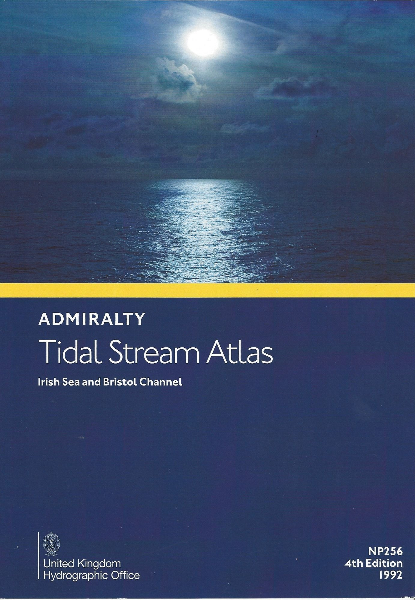 Admiralty Tidal Stream Atlas Np256 Irish Sea And Bristol Channel