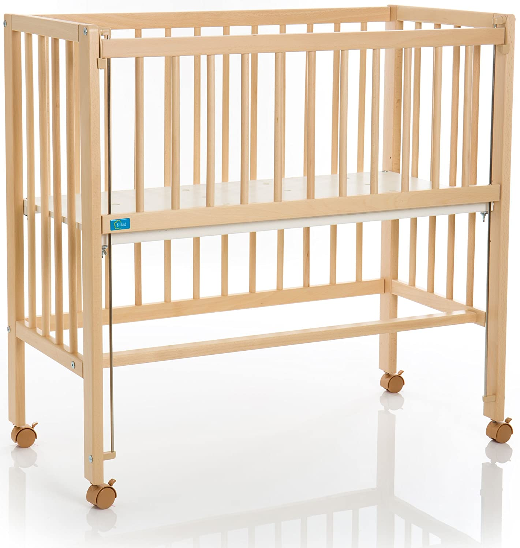 90x40cm Holz Matratze Nestchen Beistellbett für Boxspringbetten 12 tlg.Babybett