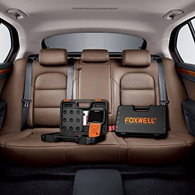 Foxwell NT624 Pro code reader has wide compatibility.
