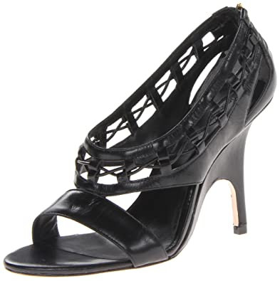 c2f312a8bf Amazon.com | Rachel Roy Women's Finlee Sandal, Black, 8 M US ...
